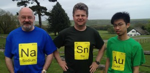 Guest Post: The Periodic Table of T-Shirts.