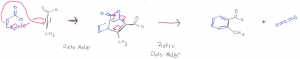 Diels-Alder/Retro Diels-Alder Sequence